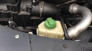 Замена жидкости ГУР Volkswagen T5 2.5 АХЕ