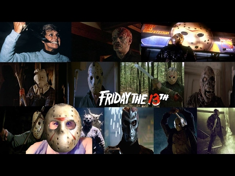 The Friday the 13th franchise (my complete thoughts, reviews, & history)