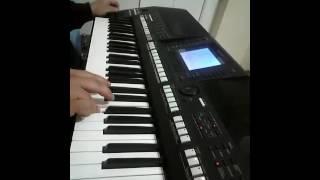 عزف اغنية راح الزين للفنان أحمد جواد