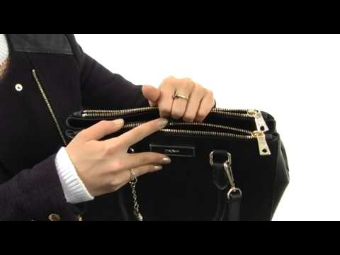 DKNY Saffiano Leather Small Work Shopper SKU:# 8296576