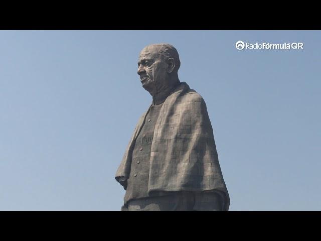 Dato Interesante- La estatua de la Unidad