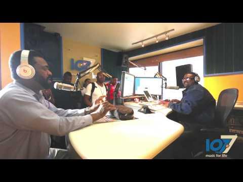107.7 Interview - Broadcast Pioneer Rennie B talks about Radio Pt. 1