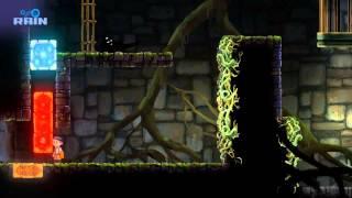 Teslagrad PS3 gameplay video