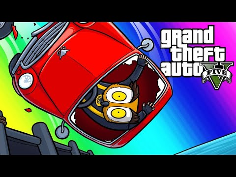 GTA5 Vespucci Job Funny Moments - Moo's Tuned Pucci?! Latest Gaming Videos on VIRAL CHOP VIDEOS