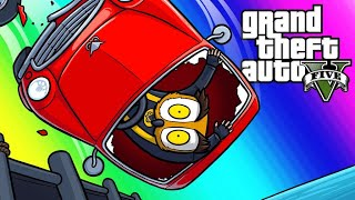 GTA5 Vespucci Job Funny Moments - Moo's Tuned Pucci?! thumbnail
