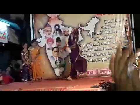 Fatkya Lugdyat Nandli Ramai Tehva Shalut Natya Hya Navrya