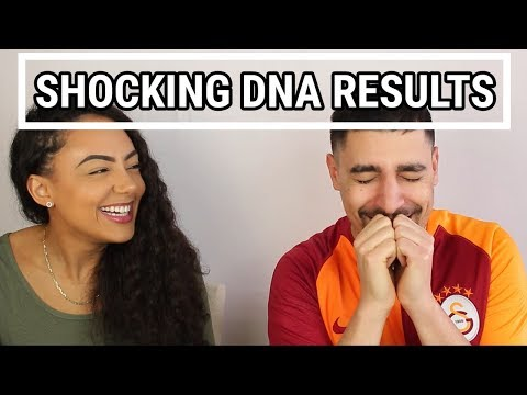 TURKISH HUSBAND ANCESTRY DNA RESULTS