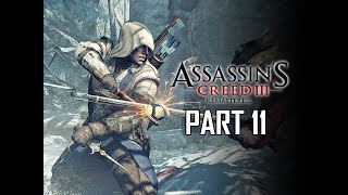 ASSASSIN'S CREED 3 REMASTERED Walkthrough Part 11 - NORRIS (AC3 100% Sync Let's Play )
