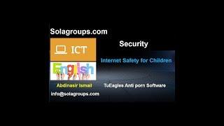 Internet Safety for Children TuEagles Anti-Porn