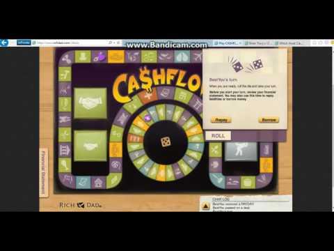 How to Win CashFlow 101 - CashFlow 101 Gameplay