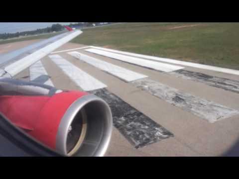 Landing air asia