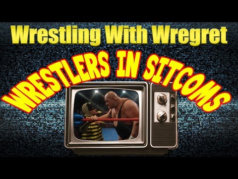 Wrestlers in Sitcoms | Wrestling With Wregret