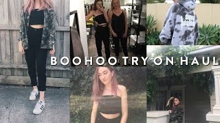 BOOHOO TRY ON HAUL // INSTAGRAM TRENDS