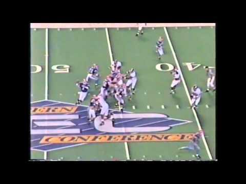 1994 SEC Championship Game - #3 Alabama vs. #6 Florida Highlights