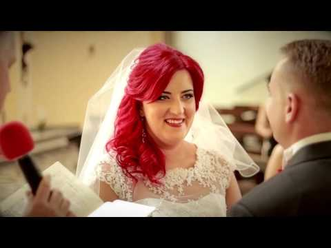 Judyta i Adrian - teledyskowy skrót relacji ze ślubu.