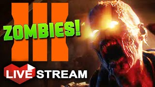 Call of Duty Black Ops 3: ZOMBIES GAMEPLAY! - Multiplayer Live Stream 1080p