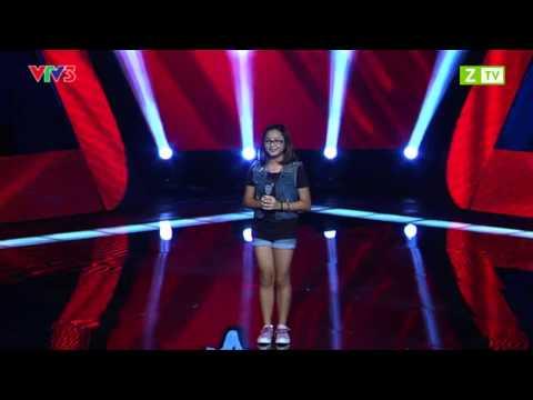 Giọng Hát Việt Nhí (The Voice Kids) - Tập 1 - Trần Chi Mai (Phần 3)