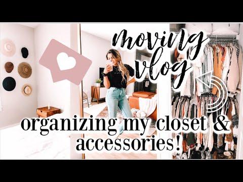TUESDAY IN MY LIFE | Closet & Room Organization, Errands, Impromptu Date Night, & Life Lol!!