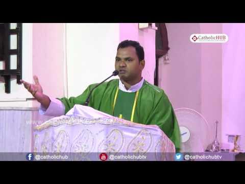 English Mass @ St.Joseph's Cathedral, Gunfoundry, Sec-bad, Hyd, TS, INDIA, 13-07-17