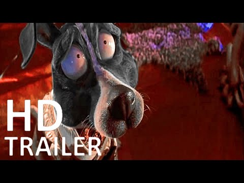 COURAGE THE COWARDLY DOG - Movie Teaser Trailer (2020) HD