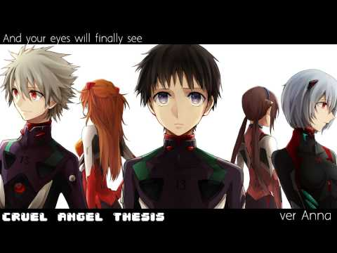 angel thesis Stream neon genesis evangelion - cruel angel's thesis by animes&k-pop from desktop or your mobile device.