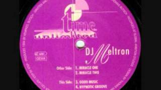 DJ Meltron - Hypnotic Groove | Time unlimited