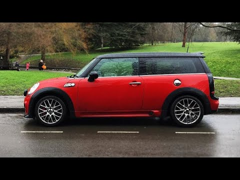 2010 Mini Clubman Jcw Review Youtube