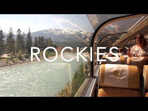 Rocky Mountaineer Train Trip   Canada Travel Diary