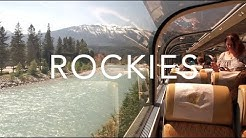 Rocky Mountaineer Train Trip | Canada Travel Diary