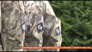 Why a Change of Name Matters to 20th Armoured Infantry Brigade - 07.01.15
