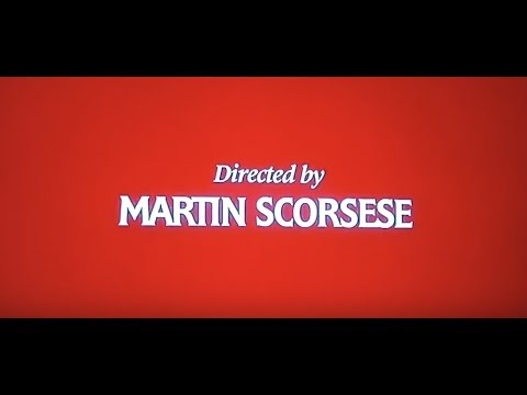 Martin Scorsese's intros from all his movies.