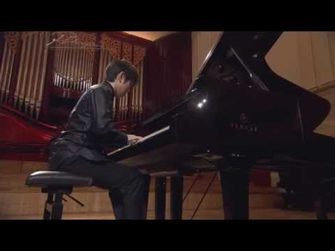 Yike (Tony) Yang – Ballade in F minor Op. 52 (third stage)