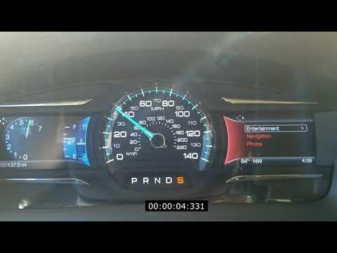 Ford Flex FWD .L Ti-VCT Duratec V - Acceleration (w/Timer)