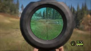 The Hunter call of the wild xbox one game play