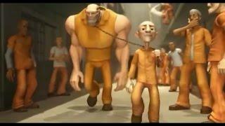 জেলের জিন্দেগী | Jeler Jindegi | Funny Animation Short Film Bangla