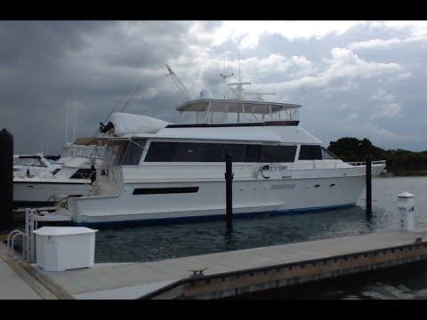 72 Viking 1991 Boat For Sale