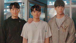 Kore Klip - Kadere Bak 》Üç arkadaş aynı kızdan hoşlanıyor 《