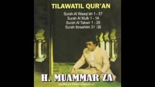 H.Muammar ZA Surah Al-Waqi'ah Ayat 1-57 Mp3
