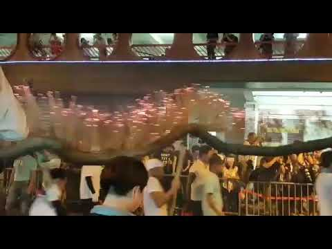 The Tai Hang Fire Dragon dance | Hong Kong | 05-10-2017