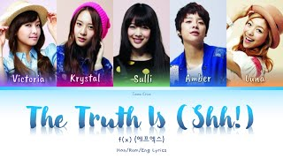 f(x) (에프엑스) - The Truth Is (Shh!) (Juloring Animal Detective…