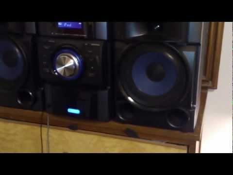 My Review On The Sony Mini Hi-Fi Shelf System