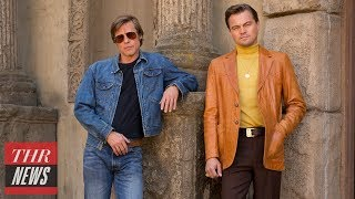 Quentin Tarantino's 'Once Upon a Time in Hollywood' to Premiere at Cannes Film Festival | THR News