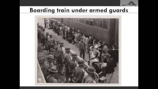 History Conference Speaker on Japanese American Internment Camps