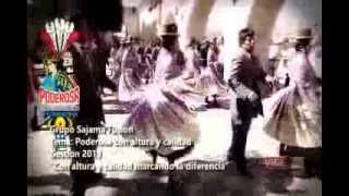 SAJAMA PODEROSA Y UNICA MORENADA CENTRAL 2 DE MAYO YUNGUYO 2013  EN KASANI