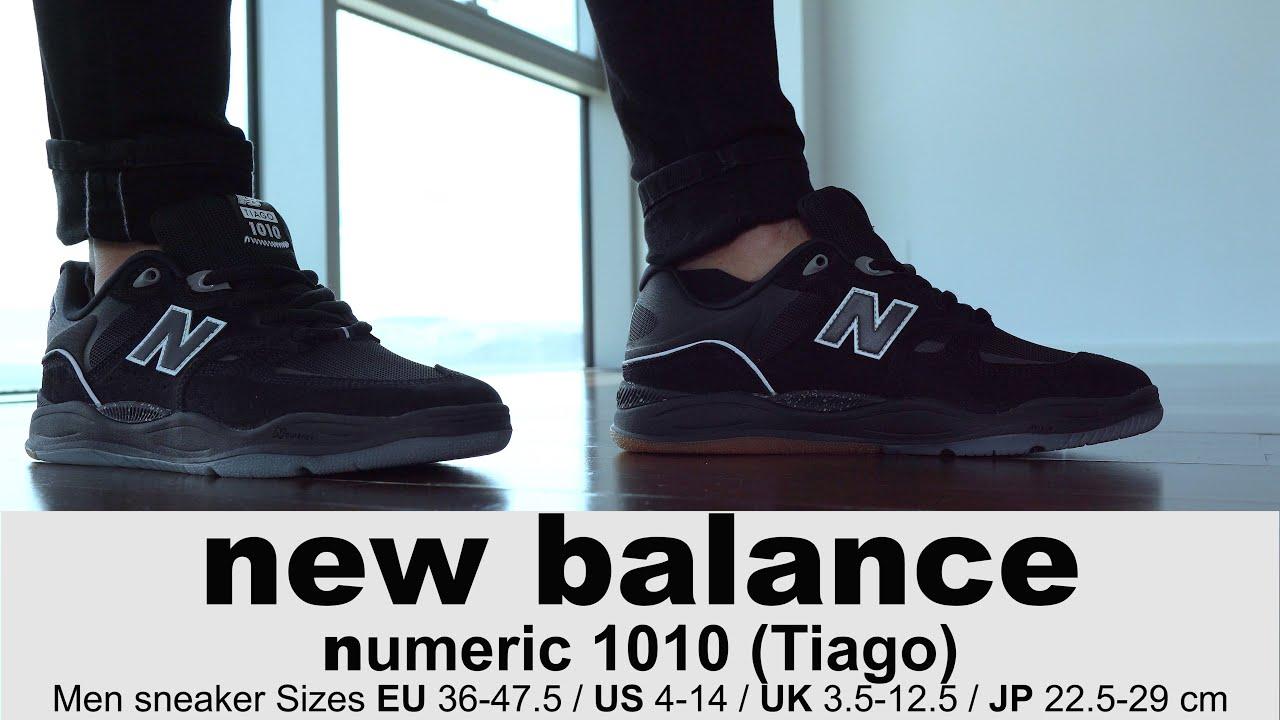 new balance numeric 1010