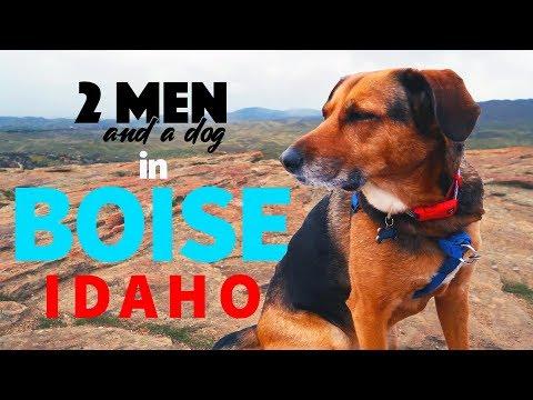 BOISE: CAPITOL of IDAHO    USA ROAD TRIP 2017