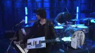 The Dead Weather on Jimmy Fallon