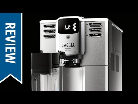 Review: Gaggia Anima Prestige Espresso Machine