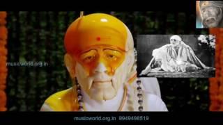 Lele baba niddura levayya hd video with shiridi sai baba original pics