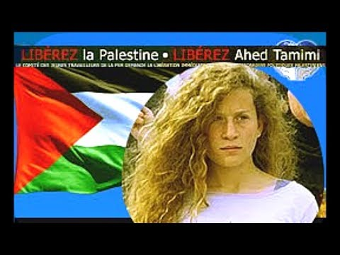 "PALESTINE : Ahed TAMIMI  "" Le Cauchemar de Tsahal """